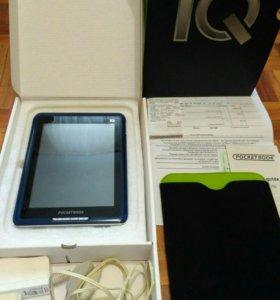 Читалка с цветным экраном PocketBook IQ 701