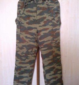 Зимние брюки (новые)