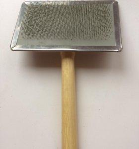 Щётка для вычесывания шерсти