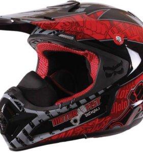 Шлем MOTORFIST DOMINATOR size M