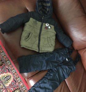 Куртка и штаны демисезон