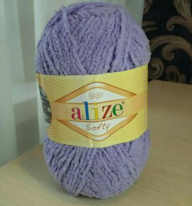 Пряжа Alize Softy (Софти) в наличии