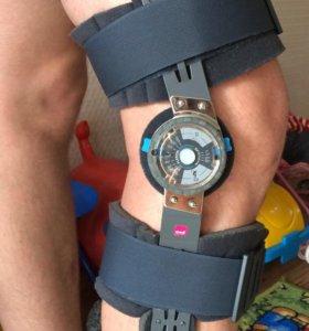 Ортез на коленный сустав (шарнирный) с регулятором