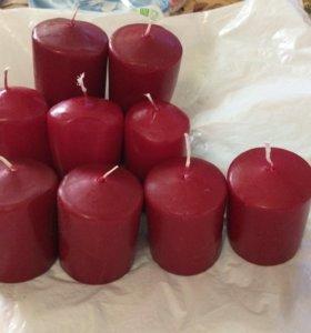 Свечи для декора