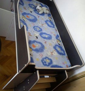 Кровать чердак Сказка 2