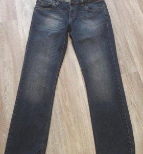 Мужские турецкие джинсы 100% coton 50-52 р