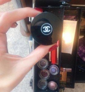 Chanel кремовые тени Illusion D'Ombré (Diapason 92