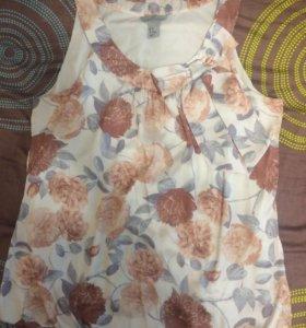 Блузка без рукавов H&M