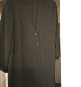 Кардиган (пиджак удлиненный)