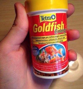 """Корм для золотых рыбок """" Tetra"""""""