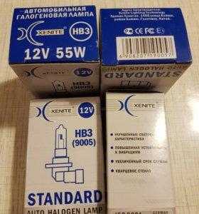 Галогенная лампа HB3 9005