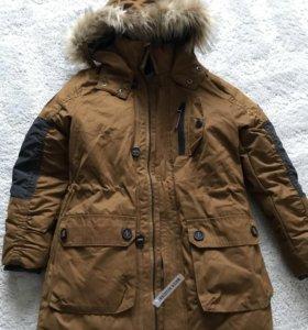 Зимняя куртка на мальчика новая