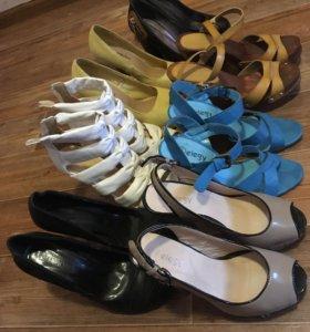 Продам босоножки, туфли