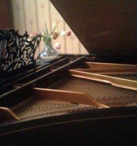 Антиквариатный рояль
