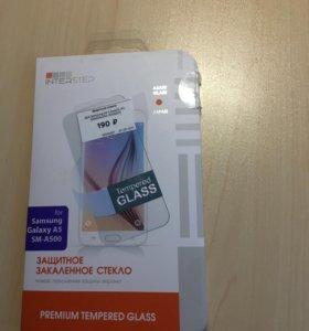 Защитное стекло для Samsung A5