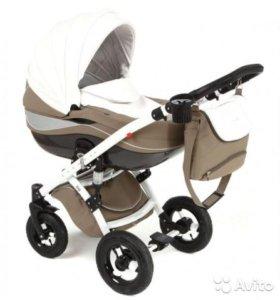 Детская коляска Tako Moonlight Carbon 2 в 1