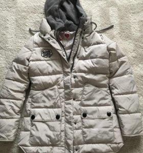 Куртка осенняя на девочку новая
