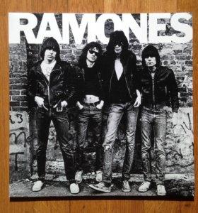 """Ramones """"Ramones"""" LP Виниловая пластинка"""