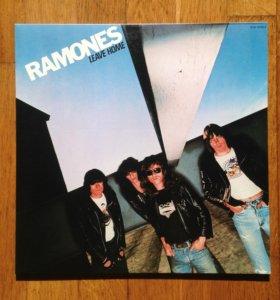 """Ramones """"Leave Home"""" LP Виниловая пластинка"""