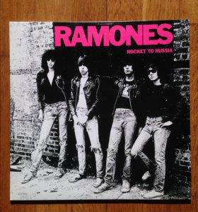 "Ramones ""Rocket To Russia"" LP Виниловая пластинка"