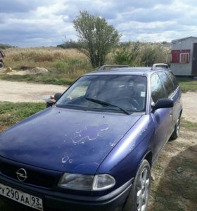 Opel Astra 1997 год
