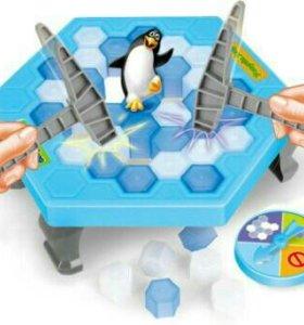 Игра 'Не урони Пингвина' новый товар в наличии