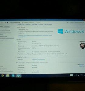 Планшет Prestigio Windows 8.1