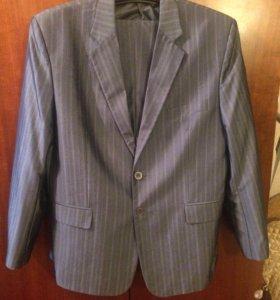 костюм мужской 56р, рост182