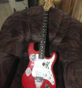 Гитара стратокастер