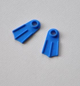 Синие Ласты (2599) из Лего (подводный мир)