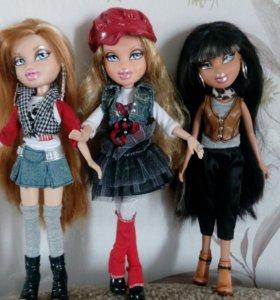 Куклы Bratz из коллекции