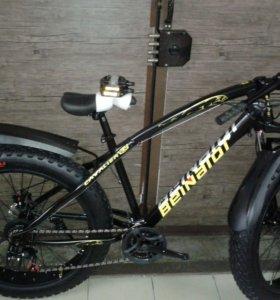 Сноубайк фэтбайк велосипед