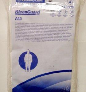 Защитный костюм. KleenGuard A40