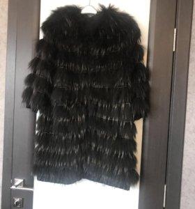 Шуба-пальто