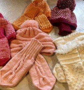 Шапки, варежки, носки