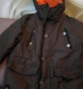 Куртка осенне / зимняя