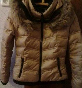 Куртка - Пуховик Bershka