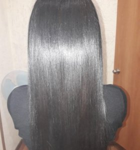 Кератин. Ботокс для волос.