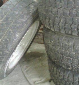 Шины, колёса Кама 501