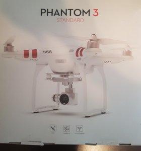 Dji Phantom 3 standart квадрокоптер