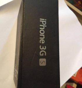 Коробка на iPhone 3GS