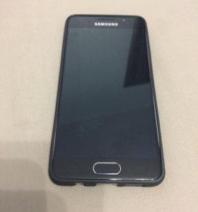 Samsung a3 2016, на гарантии, на страховке