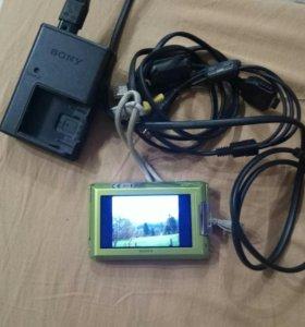 Фотоаппарат sony Cybershot DSC-T77