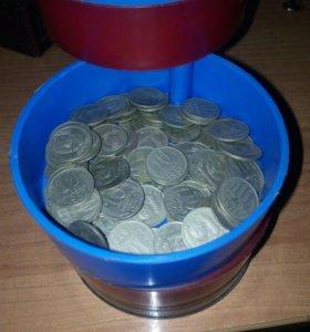 Монеты 10 копеек 1961 г. и более