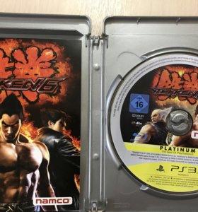 Tekken6 для ps3