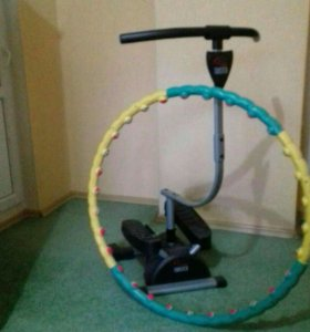 Домашний тренажер Cardio Twister