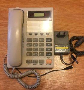 Стационарный телефон ССТ-2 рабочий