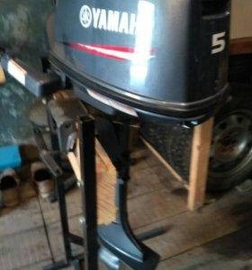 Мотор лодочный Yamaha5 CMH