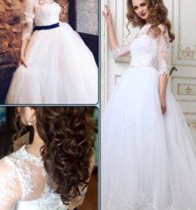Свадебное платье 👗👰🏻