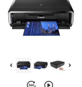 Струйный принтер Canon pixma ip 7240
